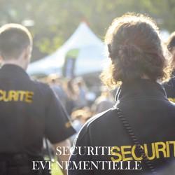Securite evenementielle